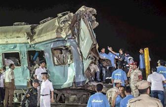 وزير النقل يوقف مديري تشغيل وملاحظي أبراج للتحقيق بحادث قطاري الإسكندرية