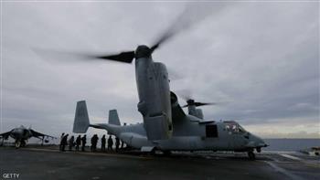 البحرية الأمريكية تعلق رحلاتها الجوية 24 ساعة بعد تحطم طائرتين