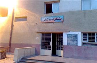 ممرضة بمستشفى قطور المركزى تتهم أقارب مريضة بإصابتها بارتجاج في المخ