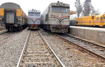 """""""السكة الحديد"""": بدء تشغيل برج التحكم في نظم الإشارات بمحطة بركة السبع"""