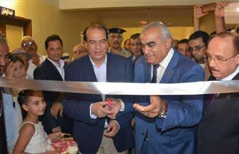 افتتاح مكتب الشهر العقاري بقرية المحمودية مركز دكرنس | صور
