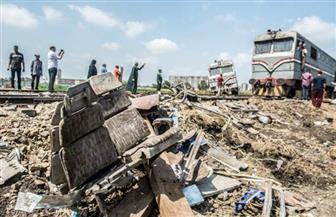 ننشر تفاصيل إحالة 6 متهمين في حادث تصادم قطاري الإسكندرية للمحاكمة