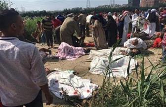 سلطان: خروج 81 من مصابي قطاري الإسكندرية من المستشفيات