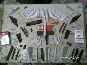 تنفيذ 6591 حكما قضائيا وضبط 37 قطعة سلاح و16 مسجلا خطرا بالغربية