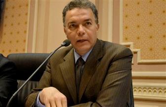 وزير النقل يتفقد أعمال تطوير الطريق الصحراوي ومحور كلابشة