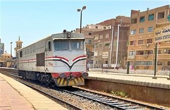 """""""سكك حديد مصر"""" تناشد المواطنين بعدم فتح معابر غير قانونية حفاظا على الأرواح"""