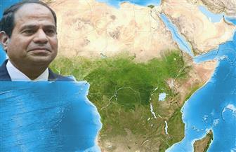 """""""السيسي"""" في قلب إفريقيا من جديد.. وملف """"المياه"""" على طاولة المفاوضات"""