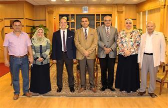 اعتماد كلية تربية المنصورة من الهيئة القومية لضمان جودة التعليم والاعتماد