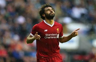 محمد صلاح احتياطيًا مع ليفربول ضد كريستال بالاس