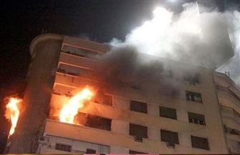 السيطرة على حريق في وحدة سكنية بالغردقة