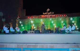 حضور جماهيري من محافظات مصر في حفل ياسين التهامي صور