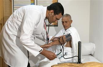 رئيس بعثة الحج الطبية يقوم بجولة تفتيشية على العيادات المصرية بمكة