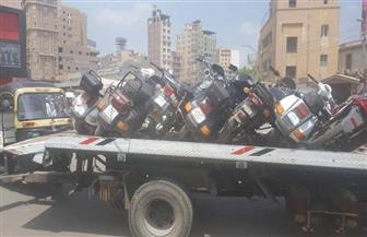 تحرير 984 مخالفة مرورية وتحصيل 47 ألف جنيه غرامات بالغربية