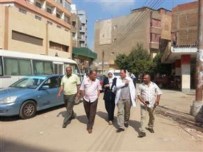 إحالة 84 طبيبًا بمستشفى سمنود المركزى للتحقيق بسبب الإهمال | صور