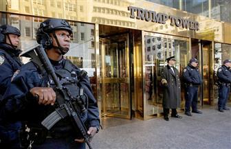 انتشار قوات الشرطة الأمريكية بميحط برج ترامب بعد إطلاق نار بالمنطقة