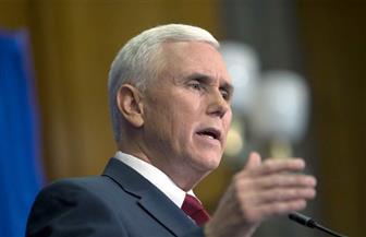 نائب الرئيس الأمريكي: واشنطن لا تزال تدعم حل الدولتين