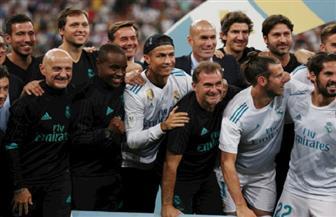 زيدان: أشكر اللاعبين بعد تكرار الفوز على برشلونه وسنبدأ الاستعداد للموسم المقبل