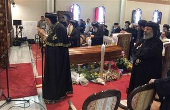 البابا تواضروس يترأس جنازة الأنبا كيرلس بميلانو