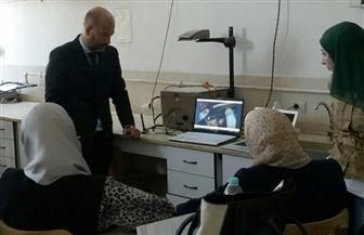 انتهاء دورة زراعة الأسنان  الخامسة بجامعة الأزهر  صور