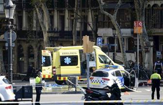 إصابة 7 جراء اصطدام سيارة بمجموعة أشخاص في لندن