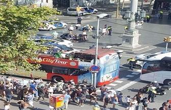 الشرطة الإسبانية تعلن القبض على أحد المشتبه بهم في هجوم برشلونة