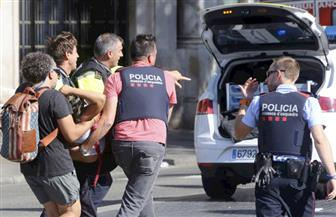 الشرطة الإسبانية : السائق الذي دهس شرطيين ليس له علاقة بهجوم برشلونة الإرهابي