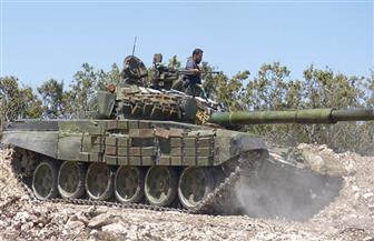 """الدفاع الروسية: الجيش السوري يحاصر أعدادًا كبيرة من """"داعش"""" في ريف حماة"""