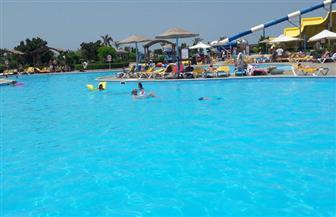 التحريات الأولية تشير إلى انتحار مصري وسائحة بحمام سباحة فيلا في الغردقة