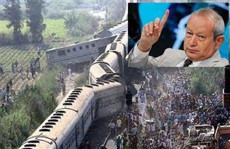 """حوادث السكة الحديد تحيي مبادرة """"ساويرس"""".. و""""شهادات القناة"""" وسندات الإيراد بدائل للتمويل"""