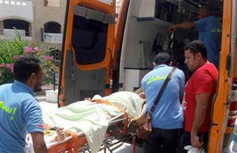 الصحة: خروج أغلب المصابين من المستشفيات و11 مازالوا يتلقون العلاج في حادث السويس