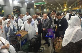كامل يتفقد خدمات نقل 25 ألف حاج على  الخطوط السعودية   صور