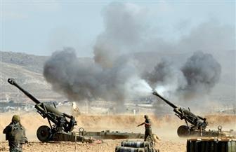 """بالمدفعية الثقيلة والطائرات.. الجيش اللبنانى يستهدف تجمعات """"داعش"""" بالبقاع الشمالي"""