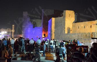 محكى القلعة يحقق عدد زوار قياسي.. بيع 5500 تذكرة في حفل الأمس|صور