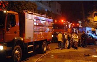 السيطرة على حريق بشقة سكنية فى شارع جامعة الدول