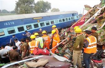 مقتل 23 شخصًا وإصابة 40 جراء خروج قطار عن مساره في شمالي الهند