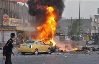 إصابة 5 أشخاص في انفجار عبوة ناسفة شمالي بغداد