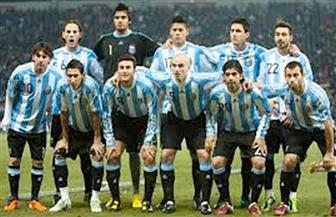 مدرب الأرجنتين: نسير بخطى ثابتة نحو التأهل للأدوار النهائية ببطولة العالم للطائرة