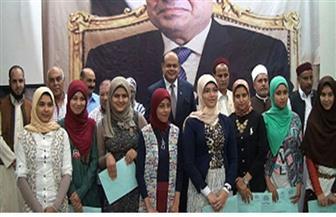"""""""أبو زيد"""": أكثر من 50 منحة دراسية  بالجامعات لأبناء مطروح"""