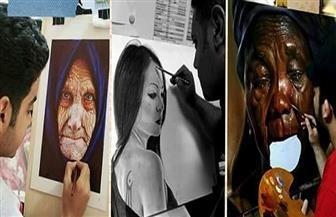 """الخميس.. """"الليثي"""" و""""البورسعيدي"""" و""""المنياوي"""" يقيمون معرضاً للفن التشكيلي بمتحف محمود مختار"""