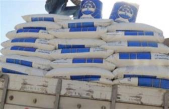 ضبط 15 طن مخصبات وأسمدة زراعية مجهولة المصدر و39 قضية تموينية بالمنوفية