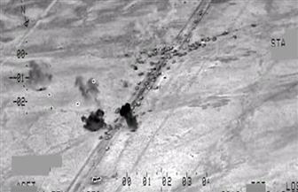 مقتل 200 داعشي وتدمير 20 دبابة في قصف روسي على دير الزور بسوريا