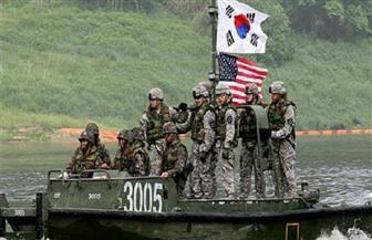 بدء التدريبات العسكرية الأمريكية الكورية الجنوبية المشتركة