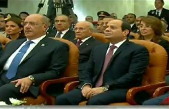 الرئيس السيسي يشهد الاحتفال باليوبيل الماسي لتأسيس الجهاز المركزي المحاسبات