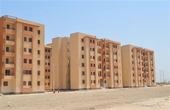 فتح باب الحجز لـ 480 وحدة سكنية بمركز نقادة بقنا | صور