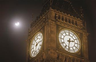 """ساعة """"بيج بن"""" تدق للمرة الأخيرة قبل فترة صمت طويلة"""