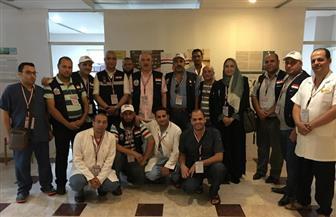 """""""قنديل"""" يشارك في اجتماع """"الصحة السعودية"""" للإجراءات الوقائية خلال موسم الحج"""