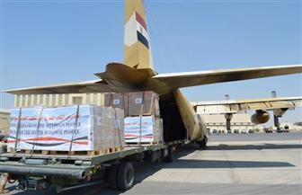 بتوجيهات الرئيس.. استمرار تدفق الجسر الجوي لنقل المساعدات المصرية لدولة جنوب السودان