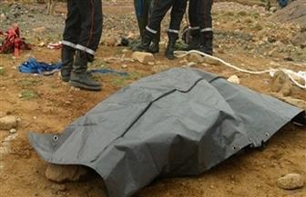استخراج جثة ضحية الكنز الأثري بسفاجا