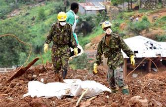 عمال الإنقاذ الفيتناميون يعثرون على جثث 22 جنديا دفنتهم انهيارات أرضية