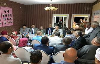 حزب المؤتمر بالإسكندرية يعلن تأييده لترشح السيسى ويعتبر المحافظة عاصمة الملاحة في المتوسط | صور